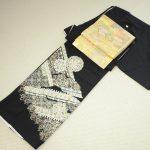 黒留袖のコーディネート