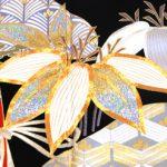 きものの文様(もんよう)の話 「竹」の柄