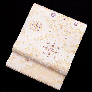 正倉院文様の袋帯