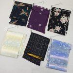 京都散策用のカジュアル着物「正絹小紋」の柄について