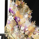 お客様レビュー 「桂由美ブランド黒留袖 yumi-katsura-18 黄金の鐘」